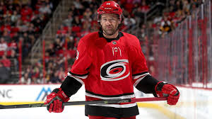 Williams named captain of Hurricanes