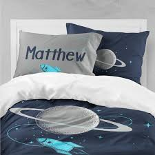 outer space boys room bedding set twin