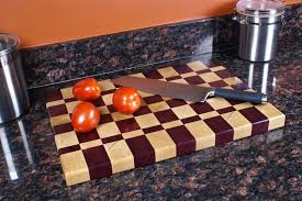 butcher block end grain cutting board