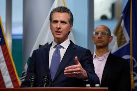 California governor orders all 40 ...