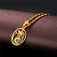 necklaces pendants gold color african