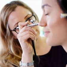 professional airbrush makeup course
