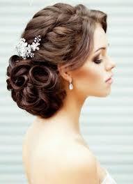 احدث موضة تسريحات الشعر للعرائس اختارى قصة لشعرك في يوم فرحك على