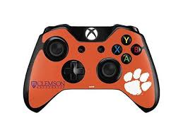 Clemson University Xbox One Controller Skin Clemson Paw Mark Vinyl Decal Skin For Your Xbox One Controller Newegg Com