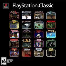 playstation clic full games list