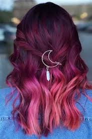 Pin by Abigail Keller on Hair in 2020 | Maroon hair, Burgundy hair, Maroon  hair colors