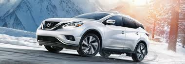 fit in the 2017 nissan murano