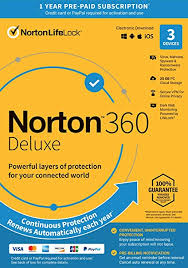 Amazon.com: Norton 360 Deluxe – Antivirus software for 3 Devices ...