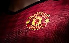 manchester united logo full hd wallpaper