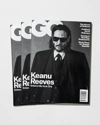 Бессмертный Киану Ривз - интервью для GQ | Молодежный Центр