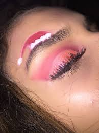 christmas eye makeup eye makeup