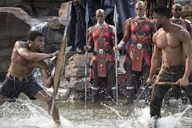 Black Panther opens as most successful film with primarily non ...