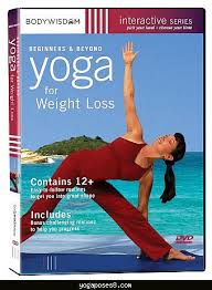 yoga dvd for weight loss uk