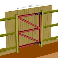 Building A Gate In A Feather Edge Fence Diynot Forums