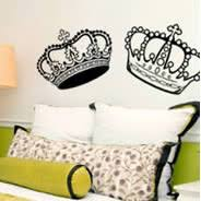 A Crown Affair Wall Decals Dezign With A Z