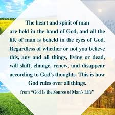 truth quotes how god rules over all things
