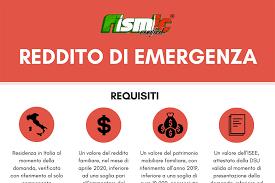 Reddito di Emergenza - Fismic