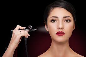 airbrush makeup for brides