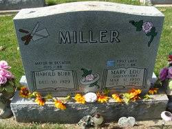 Mary Lou Hofstetter Miller (1930-1995) - Find A Grave Memorial