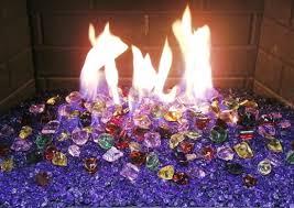 fireplace glass san go