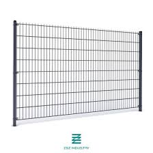 Garden Fencing 868 Welded Wire Mesh Fence Panel China Security Fence And Wire Fencing Price Made In China Com