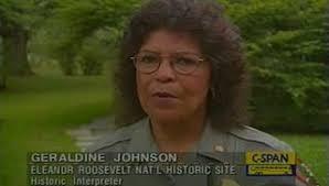 Geraldine Johnson | C-SPAN.org