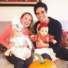 Awww! Aladdin Star Adam Jacobs & His Adorable Twins Celebrate an Arabian  Nights Halloween | Broadway Buzz | Broadway.com