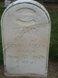 Polly Stone Niles (1806-1870) - Find A Grave Memorial