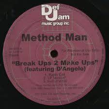 method man break ups 2 make ups 1998