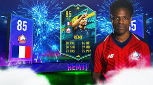FIFA 20 INSANE PLAYER MOMENTS (85) LOIC REMY SBC REVIEW!!!