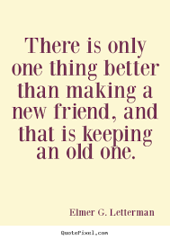 quotes about new friendship quotes