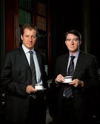 NPG x131415; Alastair John Campbell; Peter Mandelson - Portrait - National  Portrait Gallery