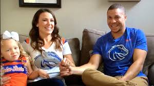 """RedditCFB on Twitter: """"Ian Johnson, his wife Chrissy, and their ..."""