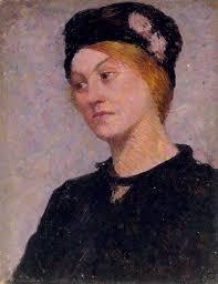 Portrait of Ginger West - Roland Wakelin — Google Arts & Culture