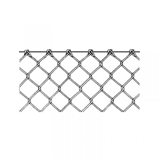 Woven Mesh Rolls Chain Link Plasitor Betafence