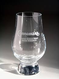 connemara whiskey glencairn glasses and