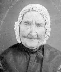 "Mary Elizabeth ""Polly"" Butler Naish (1795-1874) - Find A Grave Memorial"