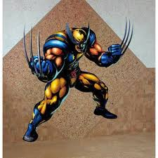 Shop Full Color Wolverine Full Color Decal X Men Full Color Sticker Wall Decal Sticker Decal Size 44x44 44 X 44 Overstock 14493755