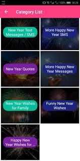 happy new year wishes for android apk