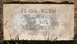 Addie Campbell Wurm (1843-1871) - Find A Grave Memorial