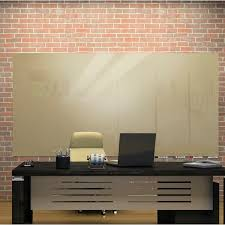 Ghent Aria Wall Mounted Magnetic Glass Board Wayfair
