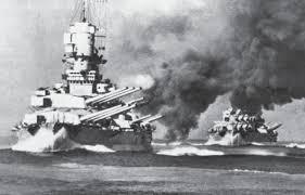 La Batalla del Cabo Matapán - La Segunda Guerra
