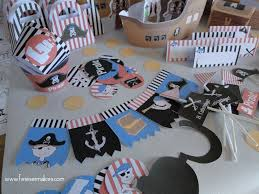 Idee Decoration Pirate Http Fetesetmalices Com Anniversaire