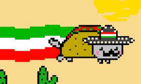 rotate resize tool taco png nyan cat
