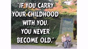 the childhood quotes lovequotesmessages