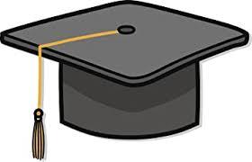 Amazon Com Divine Designs Simple Graduation Cap Cartoon Vinyl Decal Sticker 12 Wide Automotive