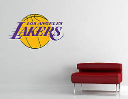 Los Angeles Lakers Wall Decal Vinyl Sticker Art Decor Football Extra Large L96 Ebay