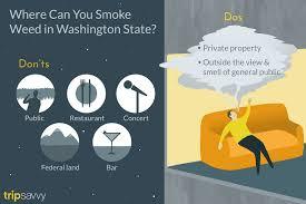 smoke pot in washington state