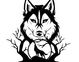 Howling Wolf Vinyl Decal For Trucks Cars Laptops With Moon Etsy In 2020 Wolf Howling Wolf Silhouette Vinyl Decals
