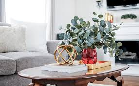 here s how to style your coffee table